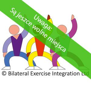 Warsztaty terapeutyczne – Bilateralna Integracja program szkolny 21-22 kwietnia